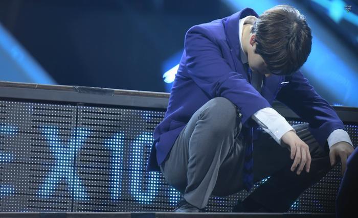 100 khoảnh khắc khóc cạn nước mắt của các thực tập sinh tại đêm chung kết Produce X 101 ảnh 40
