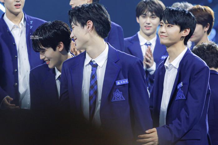 100 khoảnh khắc khóc cạn nước mắt của các thực tập sinh tại đêm chung kết Produce X 101 ảnh 31