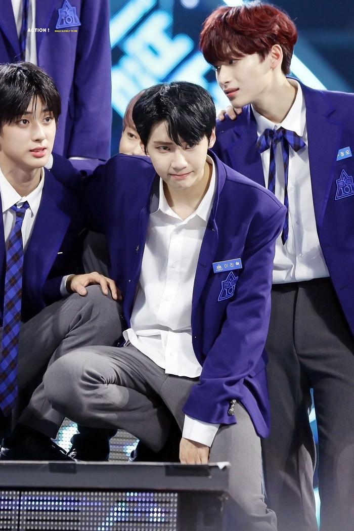 100 khoảnh khắc khóc cạn nước mắt của các thực tập sinh tại đêm chung kết Produce X 101 ảnh 8