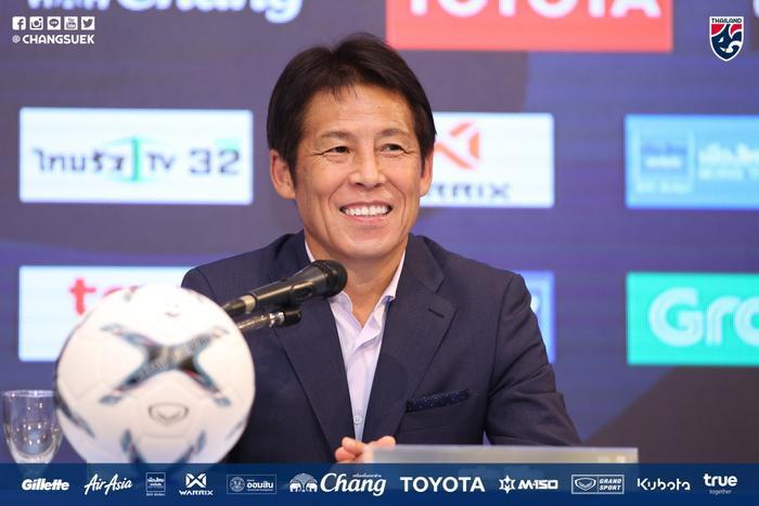 HLV Akira Nishino sở hữu bảng thành tích ấn tượng.
