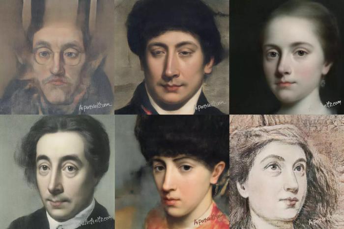 Aiportraits là một trang web độc đáo có thểbiến những bức ảnh sống ảo của bạn thành tác phẩm thời phục hưng.