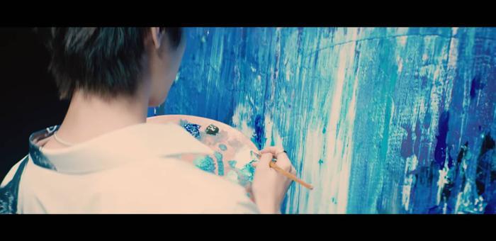 NCT Dream thay đổi ngành nghề liên tục trong teaser MV We Got That: Từ võ sĩ, hoạ sĩ, ca sĩ cho đến kiếm sĩ ảnh 3