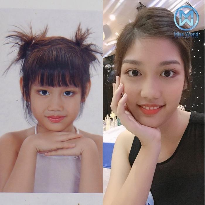 Cô gái sinh năm 1999, gây ấn tượng vì hình thể đẹp và cách tạo dáng tự tin trước ống kính.