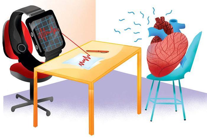 Theo dõi sức khỏe tim mạch bằng đồng hồ thông minh có thể gây hại nhiều hơn có lợi