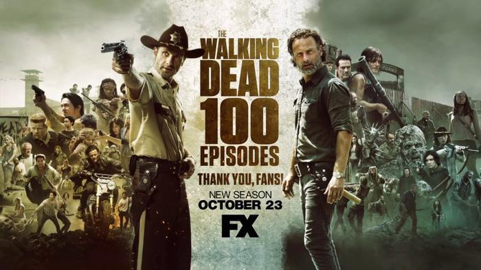 The Walking Dead là một trong những series hoành tráng nhất mọi thời đại.
