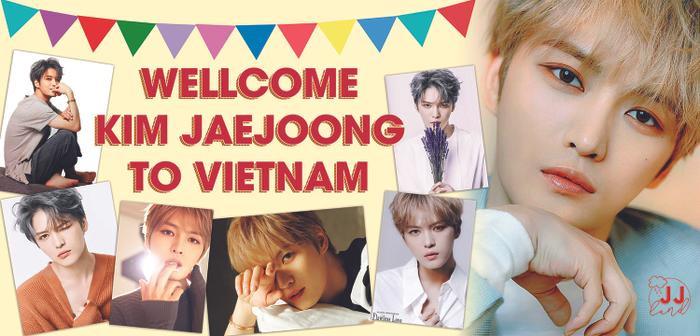 Vài giờ trước khi Kim Jae Joong đến Việt Nam, cùng ngắm nghía loạt quà tặng yêu không đỡ nổi từ cộng đồng V-Cass ảnh 1