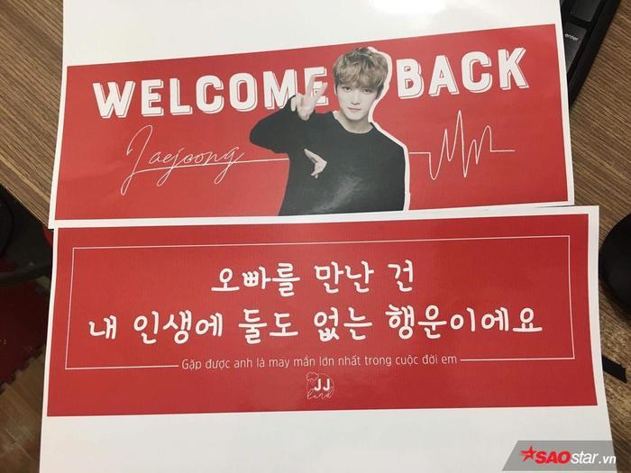 Vài giờ trước khi Kim Jae Joong đến Việt Nam, cùng ngắm nghía loạt quà tặng yêu không đỡ nổi từ cộng đồng V-Cass ảnh 11