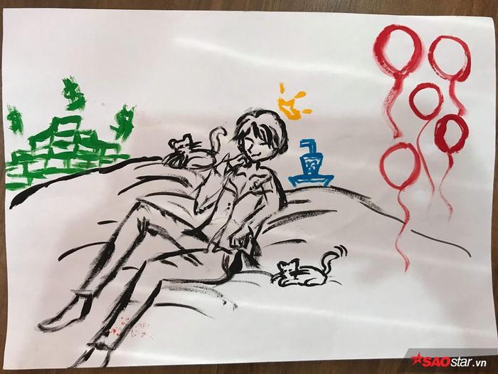 Vài giờ trước khi Kim Jae Joong đến Việt Nam, cùng ngắm nghía loạt quà tặng yêu không đỡ nổi từ cộng đồng V-Cass ảnh 6