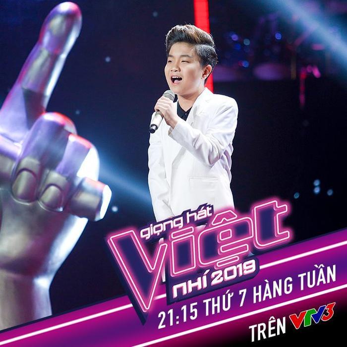 Kim Jae Bin – Thí sinh duy nhất của đội Lưu Thiên Hương – Ali Hoàng Dương sau tập 1 vòng Giấu mặt.