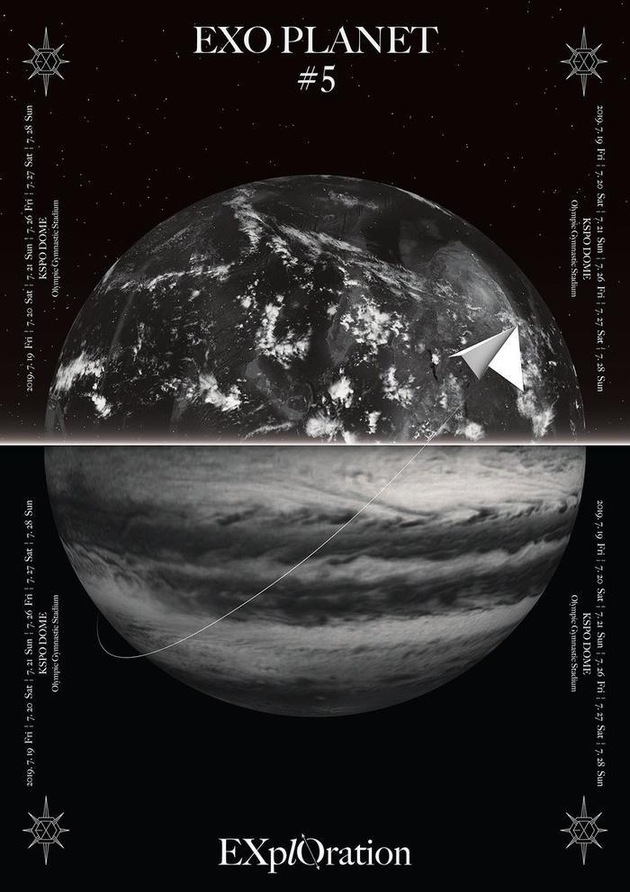 Fan yêu cầu hủy concert của EXO tại Nhật Bản, đặc biệt là tại tỉnhMiyagi. Poster concert EXO Planet #5.