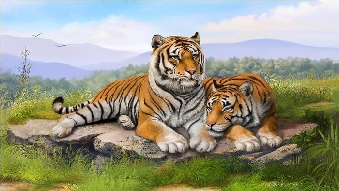 Tuổi Dần tuy rất yêu vợ thương con nhưng lại là một trong 3 con giáp nam cuồng ghen.