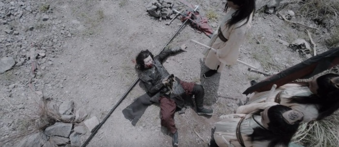Ôn Ninh bị hành hạ dã man tại Cùng Kỳ đạo