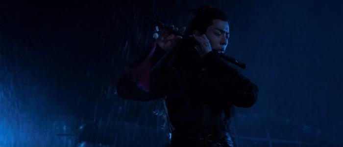 Nghĩ rằng Ôn Ninh đã chết, Ngụy Vô Tiện thổi sáo thức tỉnh hồn phách Ôn Ninh
