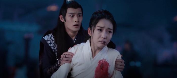 Rồi bản thân tỷ cũng vì bảo vệ em trai mà qua đời, để lại Kim Lăng mới có một tháng tuổi mồ côi cả cha lẫn mẹ