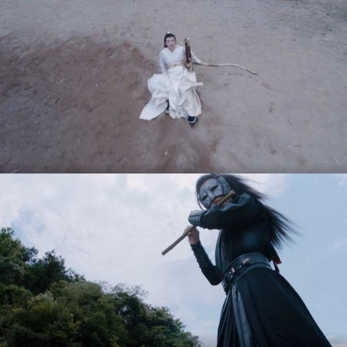 Bất chấp việc bại lộ thân phận, Ngụy Anh bảo vệ Kim Lăng bằng mọi giá, vì đó là đứa bé mà hắn đặt tên tự cho, là cháu của hắn, là con trai của sư tỷ.