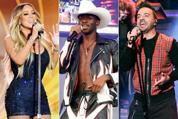 Old Town Road từ bộ đôi Lil Nas X, Billy Rat Cyrus chính thức san bằng kỷ lục 16 tuần #1 Billboard Hot 100 của One Sweet Day (Mariah Carey ft Boyz II Men) và Despacito (Luis Fonsi ft Daddy Yankee) .