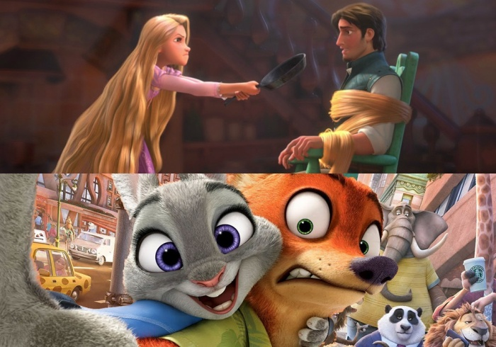 Các phim 3D của Disney đều mạnh ở mảng doanh thu lẫn chất lượng chuyên môn.