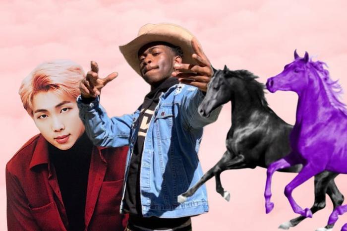 Bản remix với sự góp giọng của RM nhận được nhiều lời khen từ người nghe.