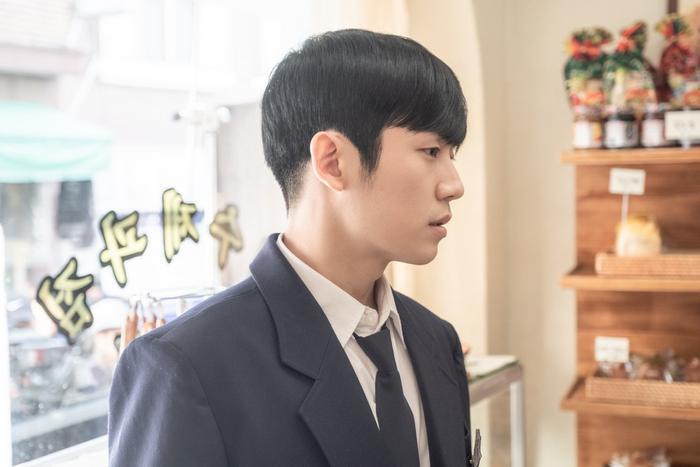 Mối tình ngọt ngào, rung động trái tim của Jung Hae In và Kim Go Eun trong phim Tune in for Love ảnh 4
