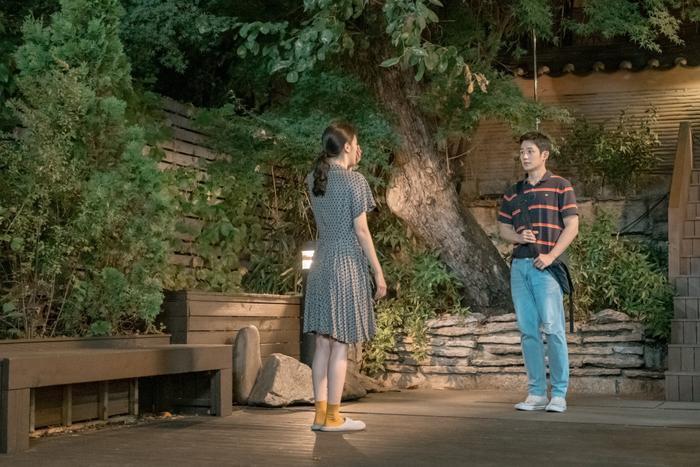 Mối tình ngọt ngào, rung động trái tim của Jung Hae In và Kim Go Eun trong phim Tune in for Love ảnh 18