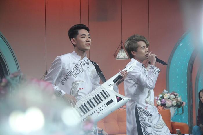 Jack và K-ICM cũng đem tới chương trình những bài hát gây bão của mình trong suốt thời gian qua.