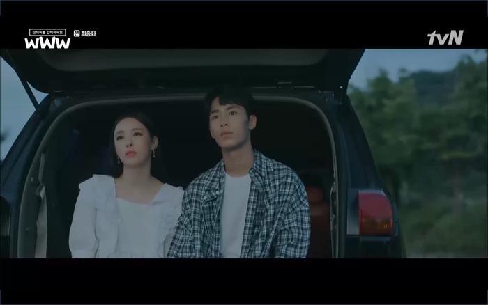 Cha Hyun phải tiễn người yêu nhập ngũ.