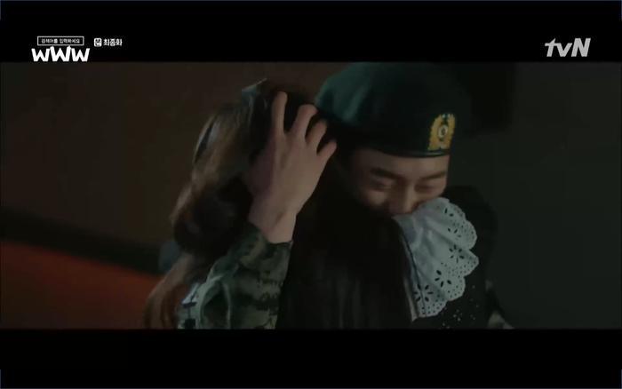 Cha Hyun tìm được tình yêu đích thực.
