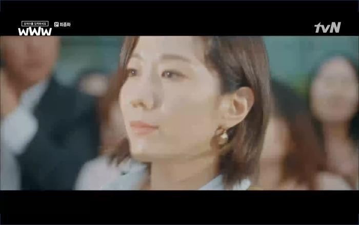Ga Kyung được giải thoát khỏi sự đeo bám của mẹ chồng.