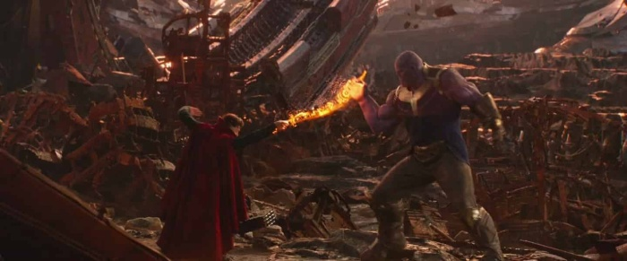 San Diego Comic-Con: Cái kết của Thanos trong 'Avengers: Endgame' có lẽ đã khác đi rất nhiều