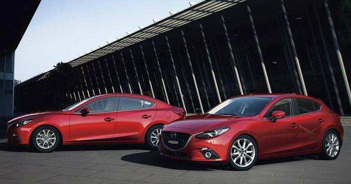 Mazda 3 hiện được bán với giá giao động từ 669-758 triệu đồng.