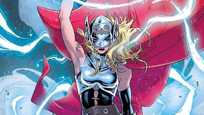 Các fan đã mong đợi khá lâu để có sự xuất hiện của Thor phiên bản nữ.