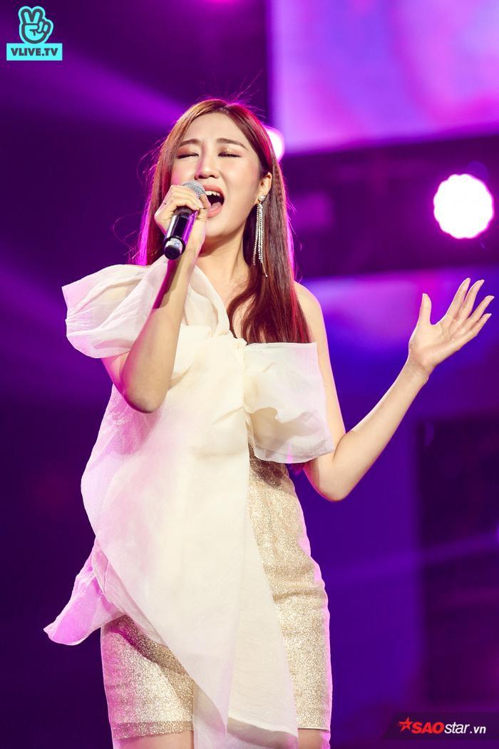 Nữ ca sĩ gốc Hàn Jin Ju mang đến ca khúc Em lỡ yêu sai anh.