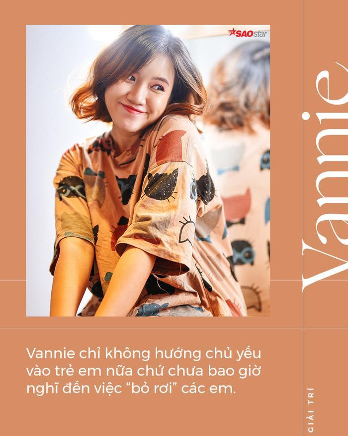 Vannie: Youtuber cũng như các lĩnh vực giải trí khác, là một nghề có giá trị và nên được bước ra ánh sáng ảnh 0