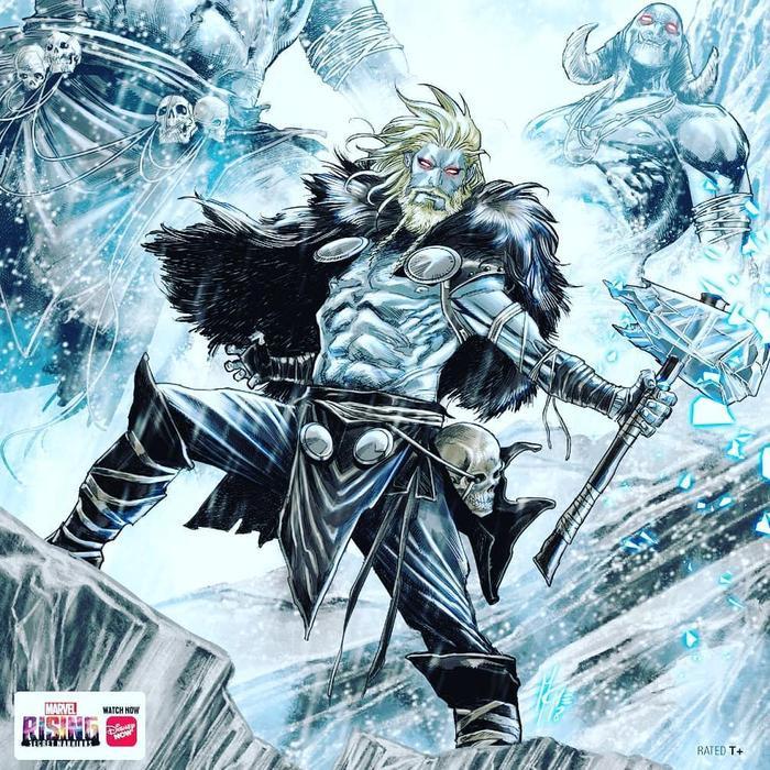 Thần sấm băng Thor