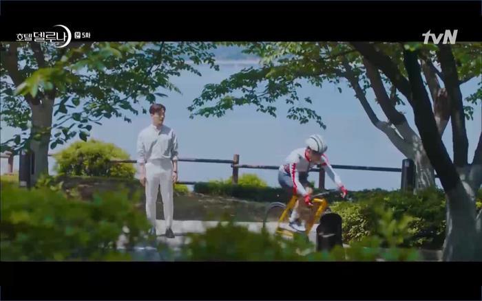 Chan Sung cố gắng tìm vật tế nhưng lại rơi vào tay bạn thân.