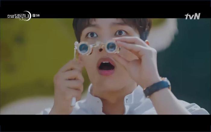 Phim Hotel Del Luna tập 5: IU nổi trận lôi đình khi Yeo Jin Goo dám đồng ý kết hôn với hồn ma ảnh 28