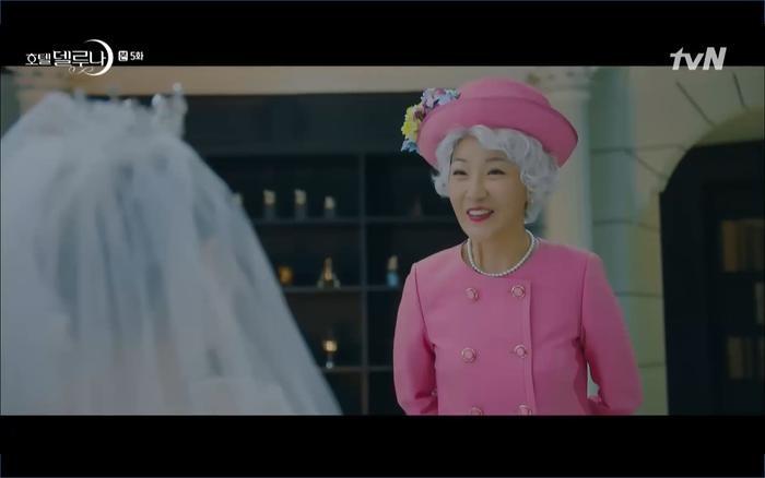 Phim Hotel Del Luna tập 5: IU nổi trận lôi đình khi Yeo Jin Goo dám đồng ý kết hôn với hồn ma ảnh 46