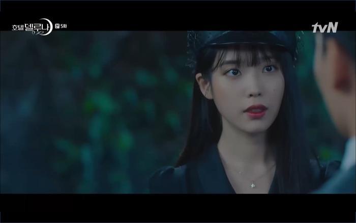 Man Wol tiết lộ cô là vị khách cuối cùng mà Chan Sung cần đưa đi.