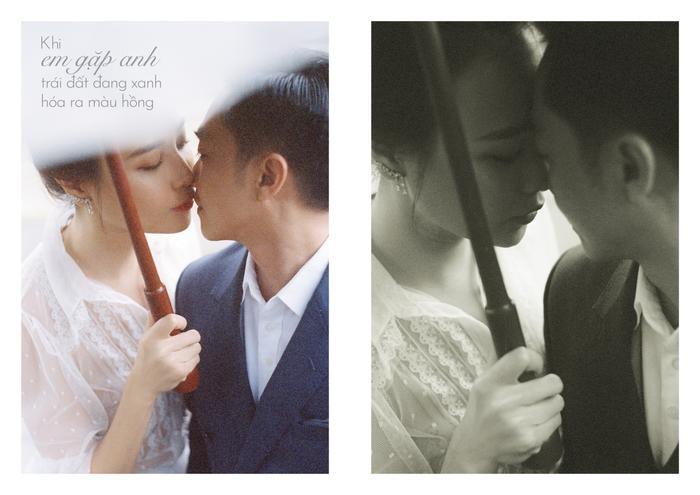 Ảnh cưới nhẹ nhàng của Cường Đô la và Đàm Thu Trang: Ngôn tình giữa đời thực là có thật ảnh 4