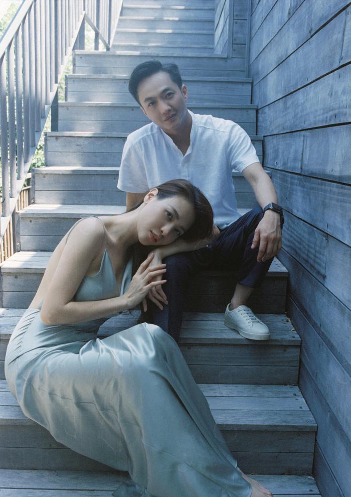 Ảnh cưới nhẹ nhàng của Cường Đô la và Đàm Thu Trang: Ngôn tình giữa đời thực là có thật ảnh 5