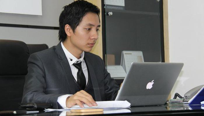 Steven Nguyễn những ngày đầu khởi nghiệp.