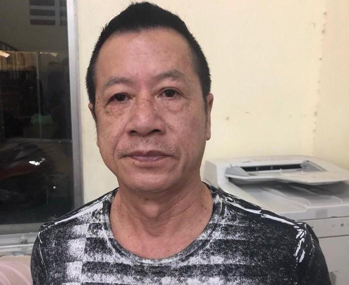 Ông Lê Văn Tiến - ôngchủ vũ trườngăn chơi nổi tiếng Sài Gòn. (Ảnh: PLO).