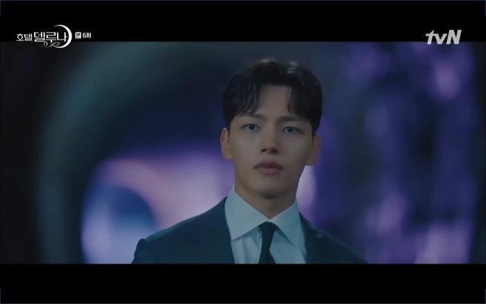Phim Hotel Del Luna tập 6: IU ghen và giận dỗi vì Yeo Jin Goo gặp bạn gái cũ ảnh 3