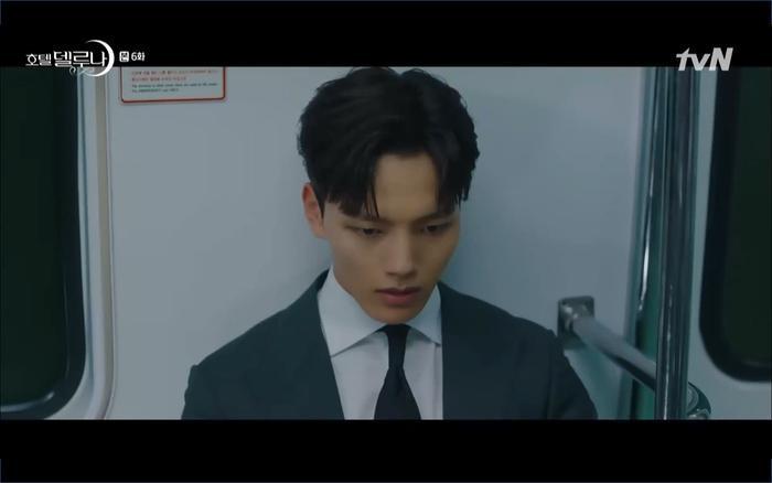 Phim Hotel Del Luna tập 6: IU ghen và giận dỗi vì Yeo Jin Goo gặp bạn gái cũ ảnh 5