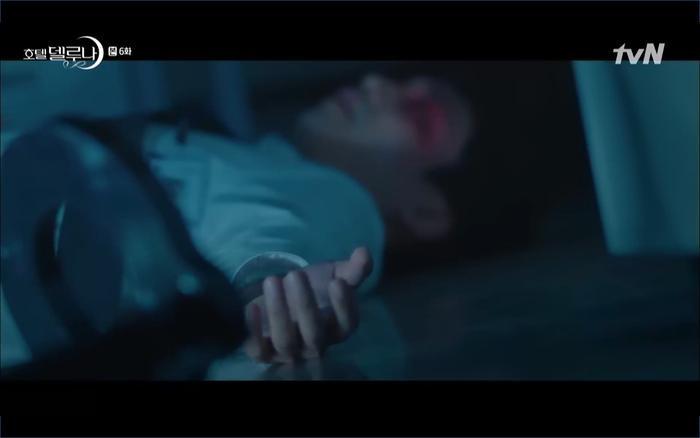 Phim Hotel Del Luna tập 6: IU ghen và giận dỗi vì Yeo Jin Goo gặp bạn gái cũ ảnh 56