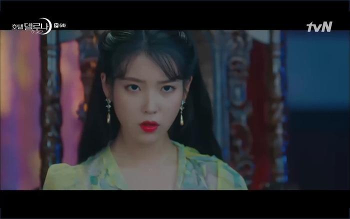 Phim Hotel Del Luna tập 6: IU ghen và giận dỗi vì Yeo Jin Goo gặp bạn gái cũ ảnh 14