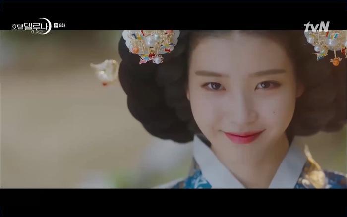 Phim Hotel Del Luna tập 6: IU ghen và giận dỗi vì Yeo Jin Goo gặp bạn gái cũ ảnh 25