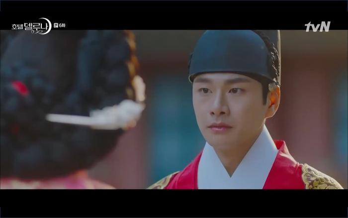 Phim Hotel Del Luna tập 6: IU ghen và giận dỗi vì Yeo Jin Goo gặp bạn gái cũ ảnh 26