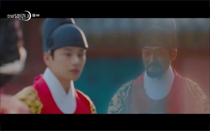 Phim Hotel Del Luna tập 6: IU ghen và giận dỗi vì Yeo Jin Goo gặp bạn gái cũ ảnh 29