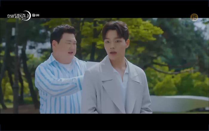 Phim Hotel Del Luna tập 6: IU ghen và giận dỗi vì Yeo Jin Goo gặp bạn gái cũ ảnh 47